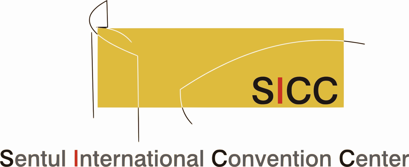 Logo Sentul International Convention Center